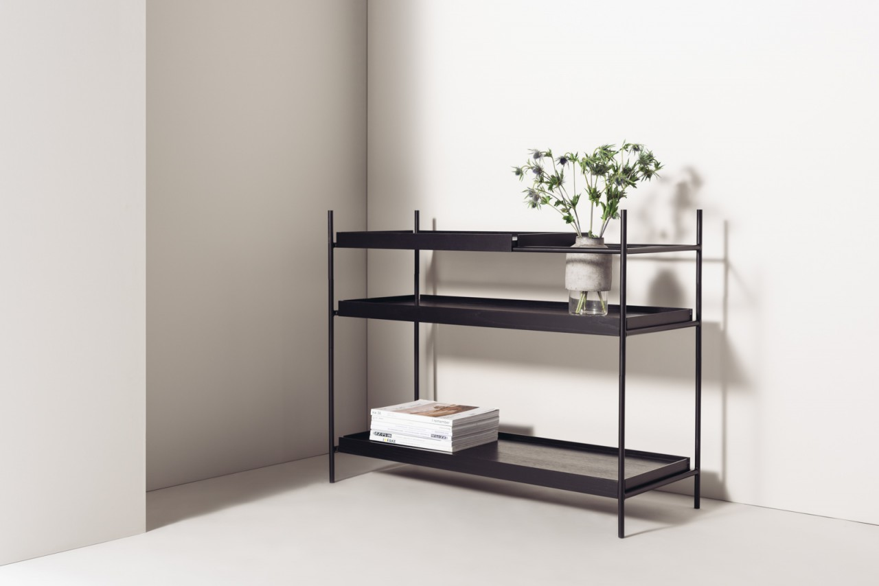 Studio Hanne Willmann Tray Shelf