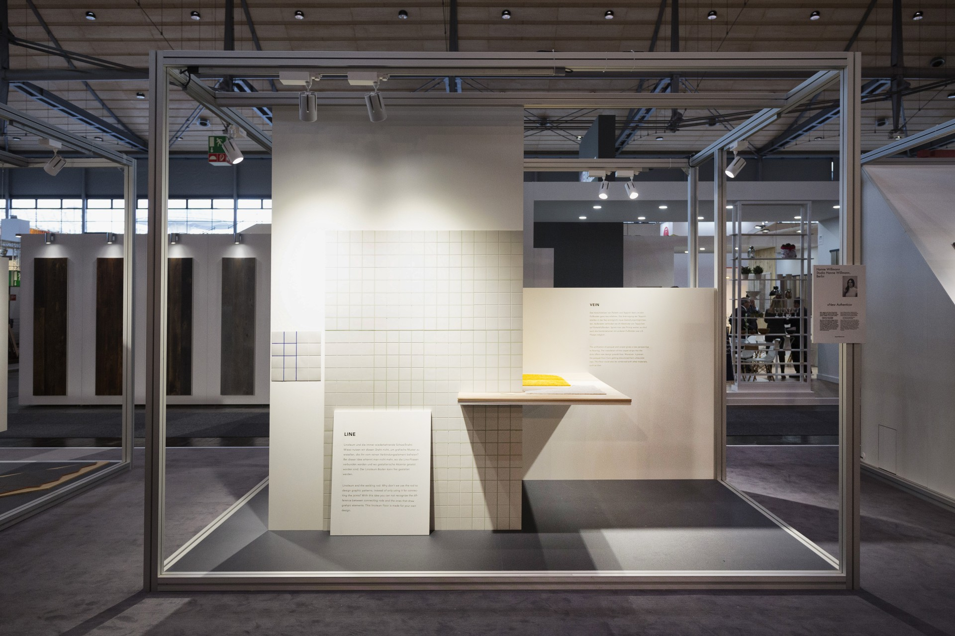 Studio Hanne Willmann Stylepark Domotex Trendtable