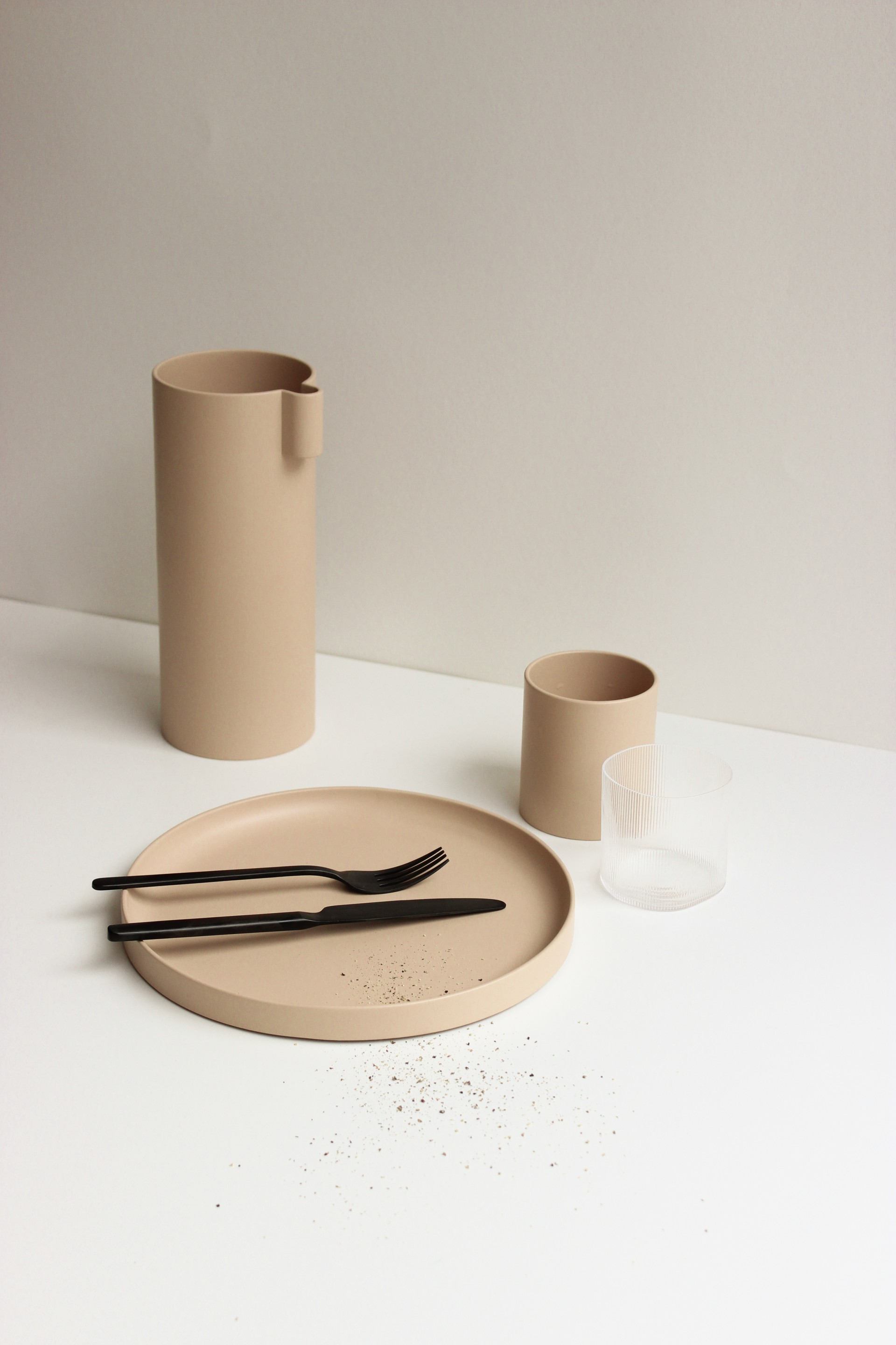 Studio Hanne Willmann Blush Tableware